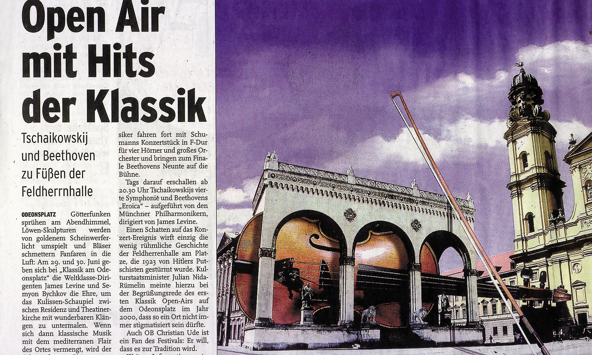 Klassik Zeitung