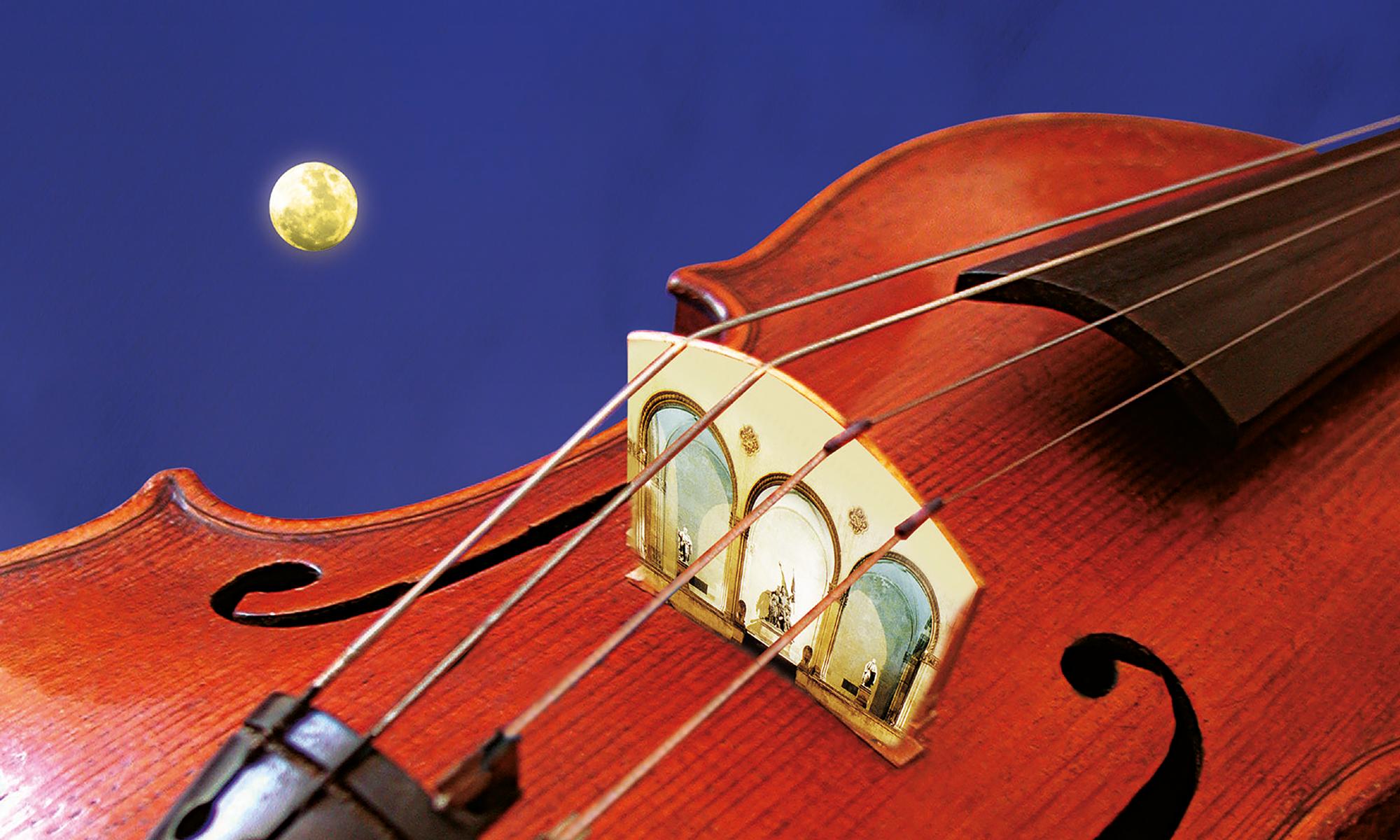 Geige mit Odeon 12_03_2016