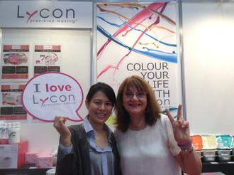 Happy lycon