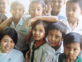 ミャンマーでの活動