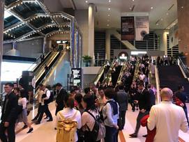 Hong Kong International Wine & Spirit fair Nov. 2018