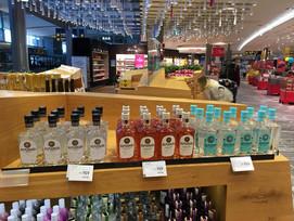 KIMERUD Gin on the Duty Free Shelf In Norway