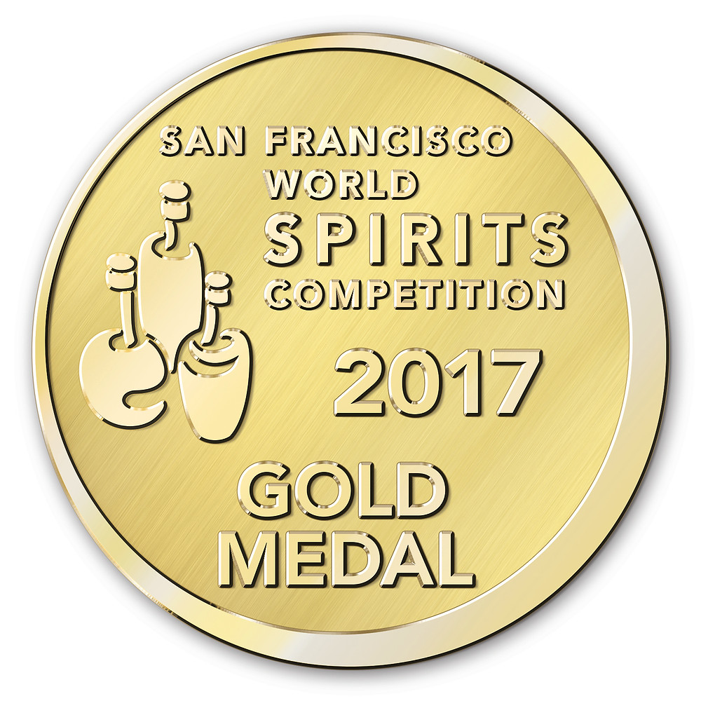 KIMERUD Wild Grade Gin received Gold Medal San Francisco World Spirit Competition 2015