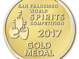 KIMERUD, Wild Grade Gin awarded GOLD MEDAL in San Francisco World Spirits Competition