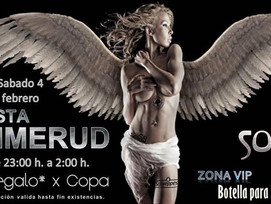 """""""KIMERUD Gin Party"""" Valencia, Spain"""
