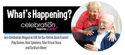 Online Events for Seniors | Celebration Senior Magazine