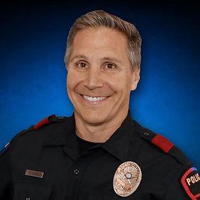Chris Bianez, Plano Police | Celebration Senior Magazine | Online Safety Event for Senior Citizens | Dallas, Texas