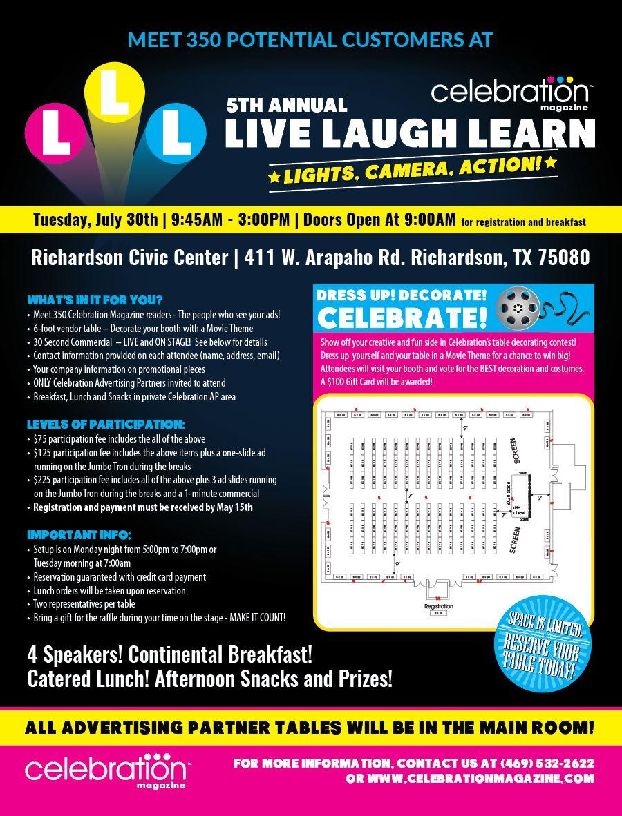 Live Laugh Learn AP Information