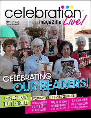 Senior Magazine | Celebration Senior Magazine | www.celebrationmagazine.com