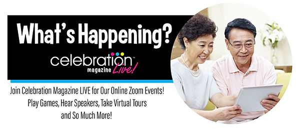 Free Zoom Games for Seniors | Online Senior Magazine | Celebration Senior Magazine