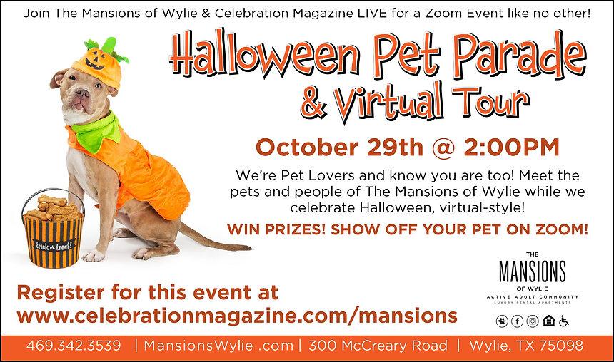 Online Events for Seniors | The Mansions of Wylie | Celebration Senior Magazine