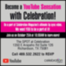 FREE Celebration Senior Magazine Online, Senior Events and Activities and Senior Resources in Dallas, Texas | Celebration Senior Magazine | Celebration Senior Travel | www.celebrationmagazine.com | Celebrating Life After 60!