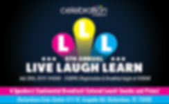 Live Laugh Learn 2019 | FREE Events for Seniors in Dallas, Texas | Celebration Senior Magazine | www.celebrationmagazine.com