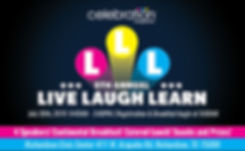 5th Annual Live Laugh Learn | Celebration Senior Magazine Online