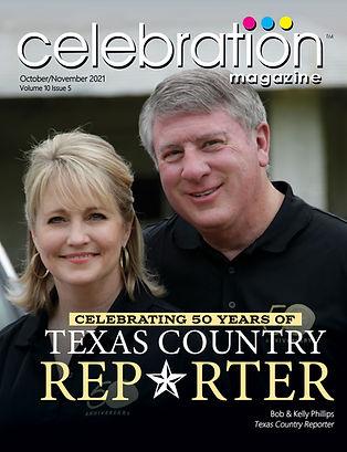 Celebration Senior Magazine | Texas Country Reporte | Dallas, Texas