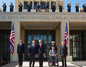 Celebration Senior Magazine | President George W. Bush Library | Zoom Tour for Seniors