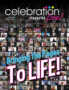 Advertise to Baby Boomers and Seniors | Celebration Senior Magazine | Online Senior Magazine