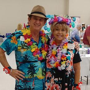 Mary Frances Hansen and Richard Barry Marin | Celebration Senior Travel | Celebration Senior Magazine and Senior Resources | www.celebrationmagazine.com | 469-532-2622