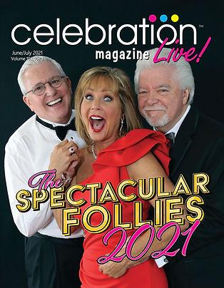 Celebration Senior Magazine | The Spectacular Follies | Dallas, Texas