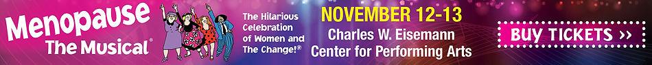 Menopause The Musical | Celebration Senior Magazine | Events for Seniors in Dallas, TX