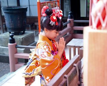 七歳-前川神社写真館-スナップ-七五三