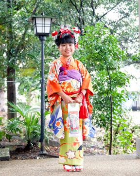 七歳-前川神社写真館-七五三