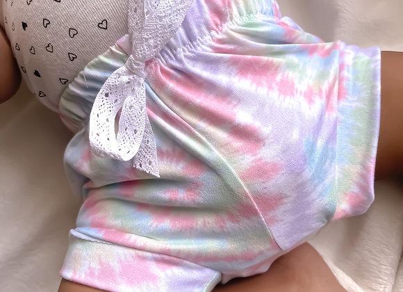 Tie-Dye Shorties
