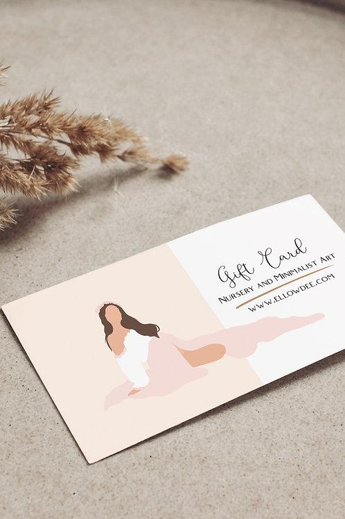 The EllowDee Gift Card