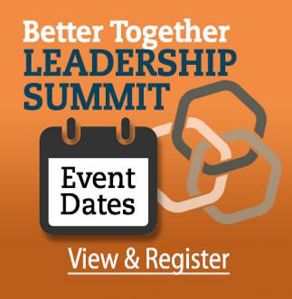 Register for Better Together Leadership Summit