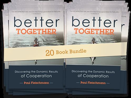 Better Together - 20 Book Bundle