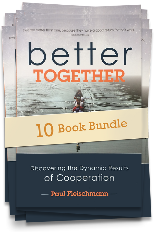 Better Together - 10 Book Bundle
