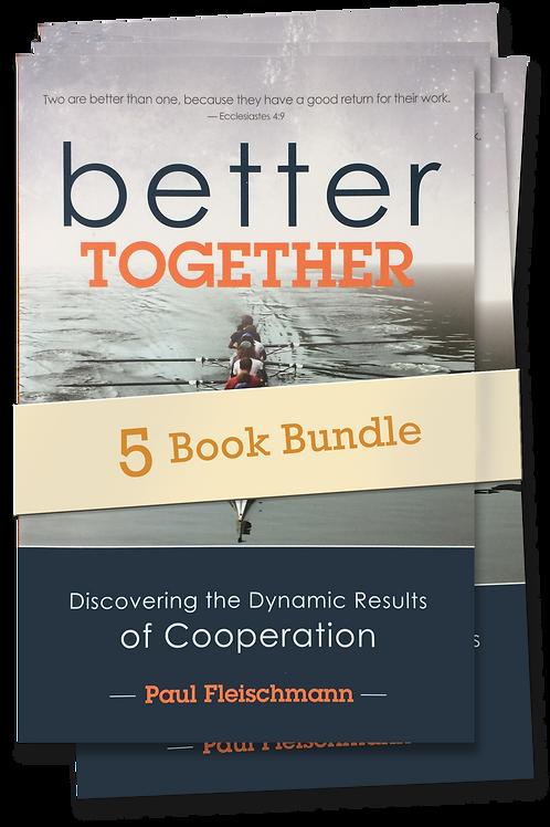 Better Together - 5 Book Bundle