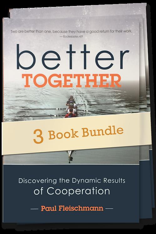 Better Together - 3 Book Bundle