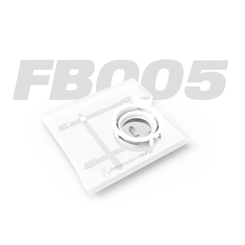 FB005 FILTRO BOMBA DE GASOLINA  FIAT PALIO DODGE RAM