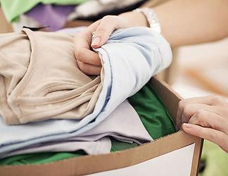 vêtements don