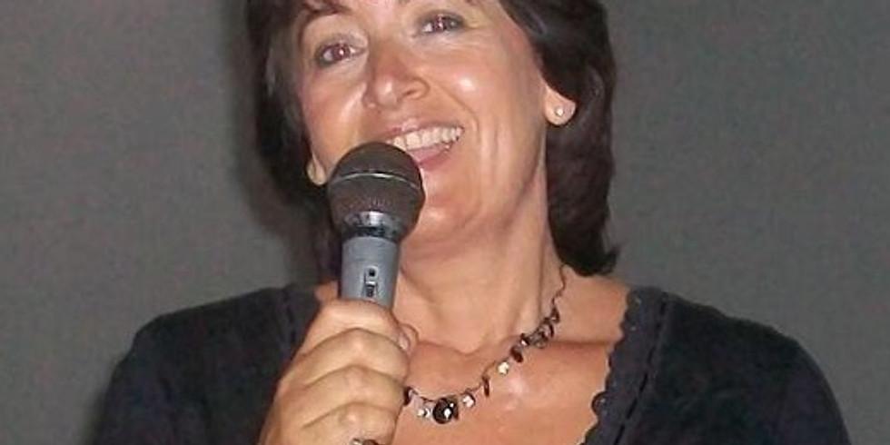 Speaking at Kent Street
