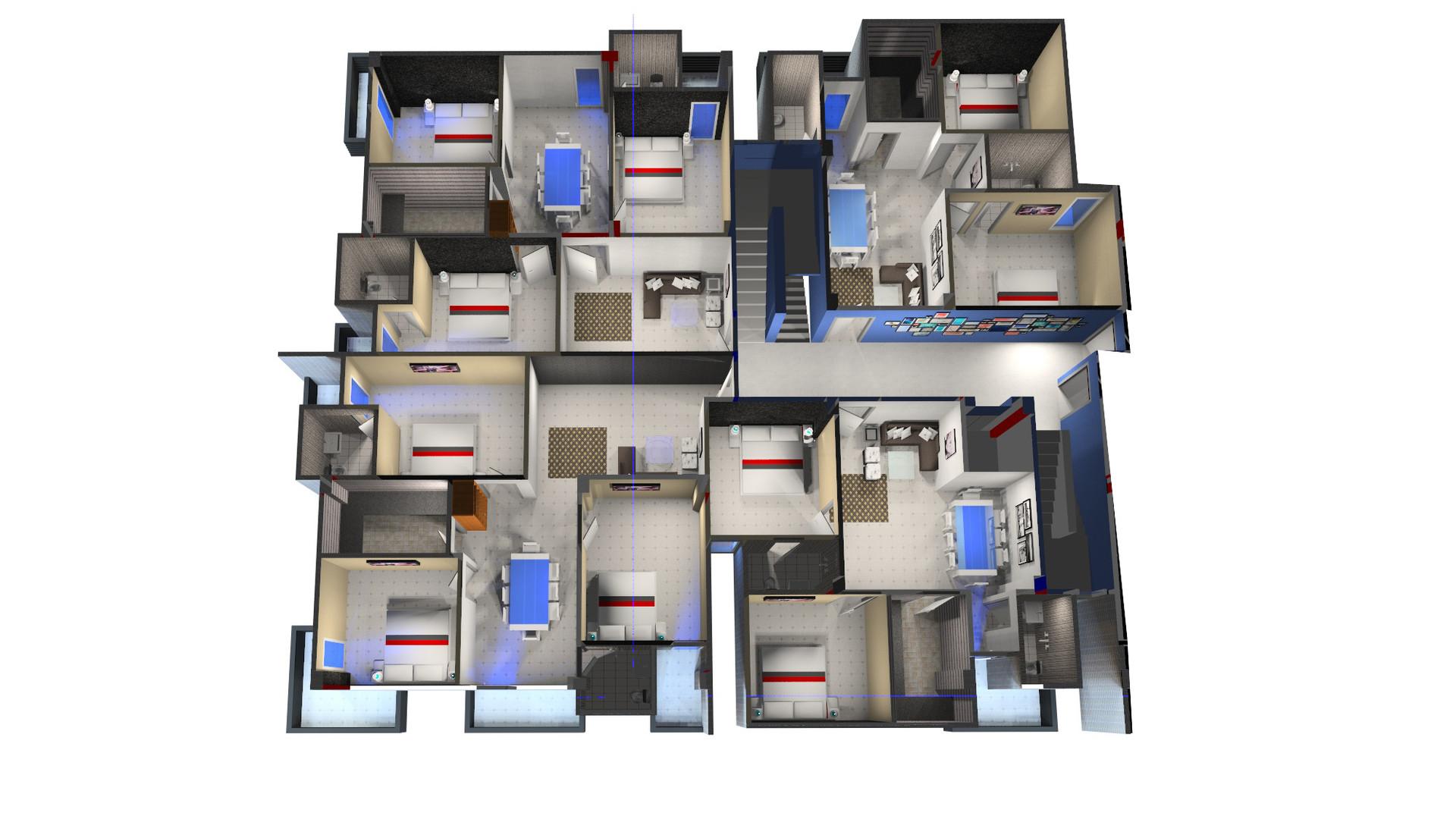 Apartment Plan