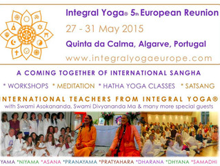 Integral Yoga European Reunion - May 2015