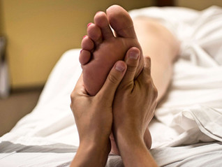 Why Your Feet Need a Massage