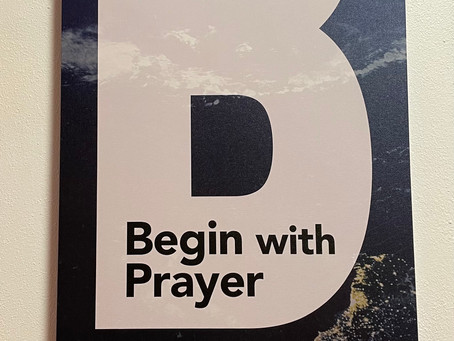 How Do You Bless Your Neighbor? Begin with Prayer