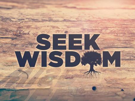 The Wisdom Quest