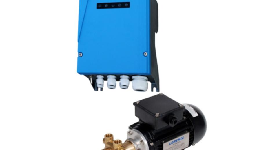 Lorentz PS2-150 Boost-125 Surface Solar Pump System