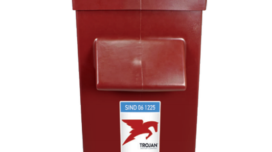 Trojan SIND 06 1225 Deep Cycle Solar Flooded Battery