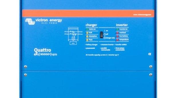 Victron Energy Quattro 48V/10000VA/140-100/100 Inverter/Charger