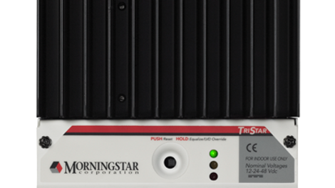 Morningstar Solar Charge Controller TS-45 Amp, 150 VDC
