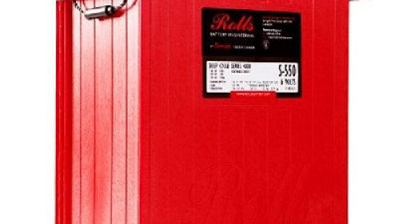 Rolls Surrette S-550 Deep Cycle Flooded Lead Acid Battery