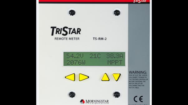 Morningstar TS-RM-2 Digital Meter