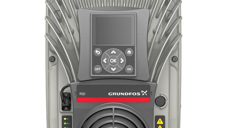 Grundfos RSI 3x208-240V IP66 2.2kW 11A