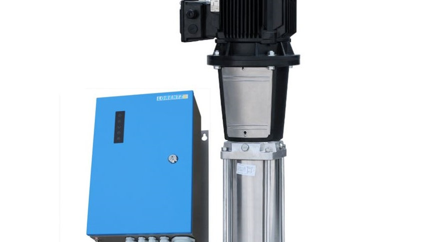 Lorentz PSk2-15 CS-F32-60-2 Solar Surface Pump System