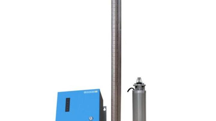 Lorentz PSk2-9 C-SJ8-44 Solar Submersible Pump System for 6″ wells